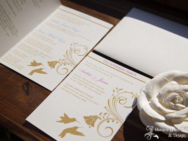 Tmx 1417292075549 Wmhummingbird Stationery And Design019 Lompoc wedding invitation