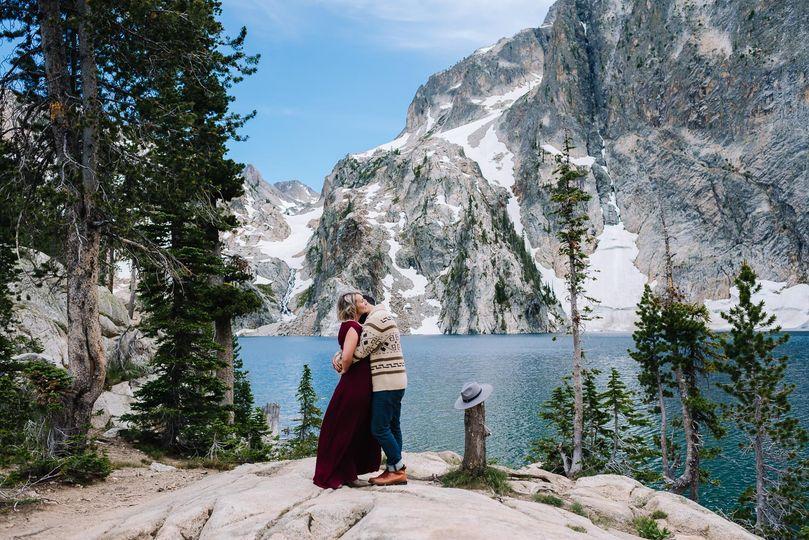 Sawtooth Adventure Engagement