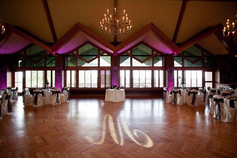 Edgewood country club wedding