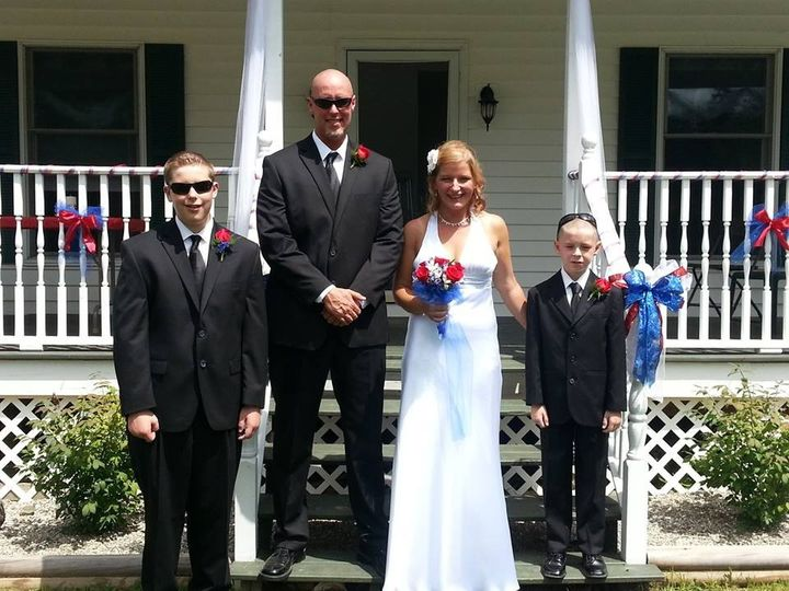 Tmx 1380106500396 944197484281384990508606731503n Howell, Michigan wedding officiant