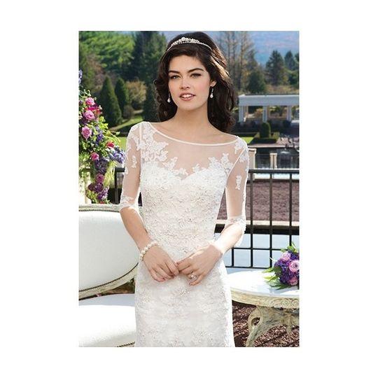 sincerity bridal 3814