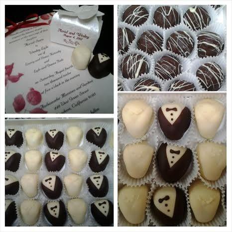 Tmx 1451424863532 Weddingtruffles Napa wedding favor