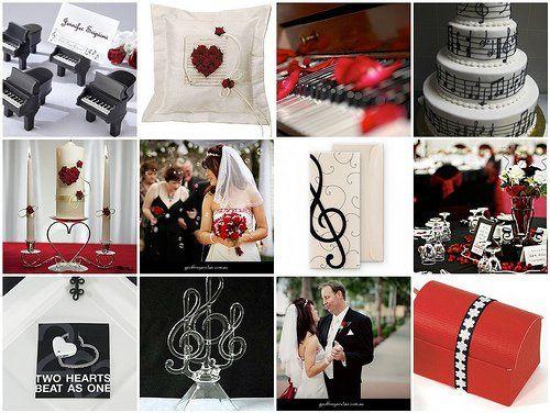 Tmx 1302256196709 Musicalthemeweddingideas Dearborn wedding invitation