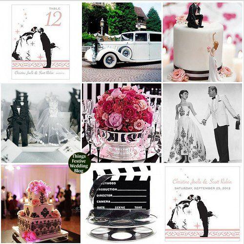 Tmx 1302256370297 Vintagehollywoodweddingtheme Dearborn wedding invitation