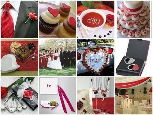 Tmx 1302256679737 Redandwhitevalentinesdaywedding Dearborn wedding invitation