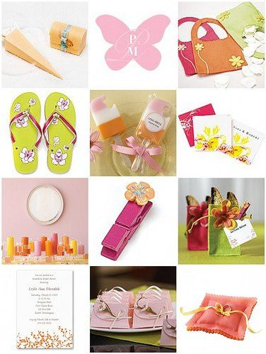 Tmx 1302256751288 Pinkyelloworangepalettemosaic Dearborn wedding invitation