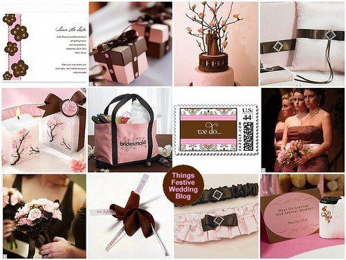 Tmx 1302256786978 Pinkandbrownweddingtheme2 Dearborn wedding invitation