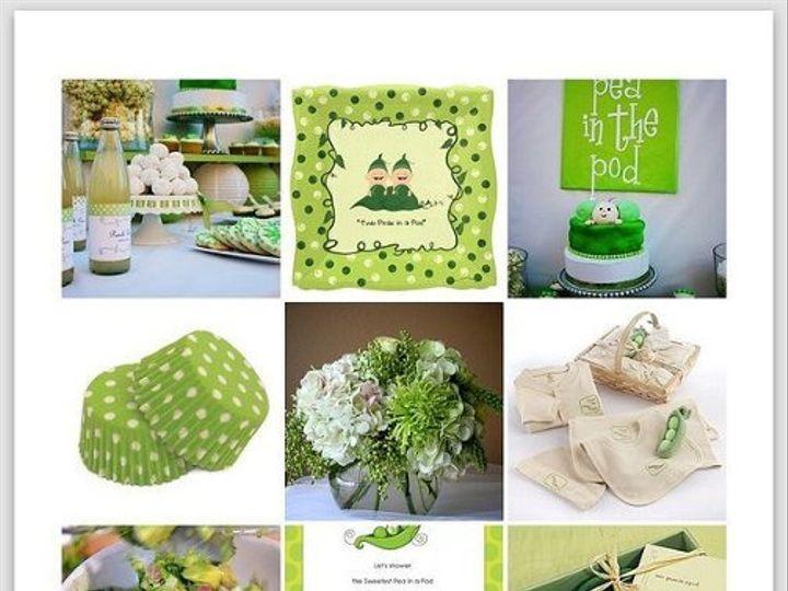 Tmx 1302256849559 Peainapodbabyshowertheme Dearborn wedding invitation