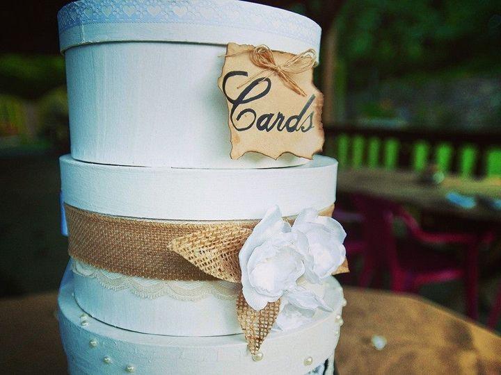 Tmx 1415984007092 Rustic Card Box Rockville wedding eventproduction