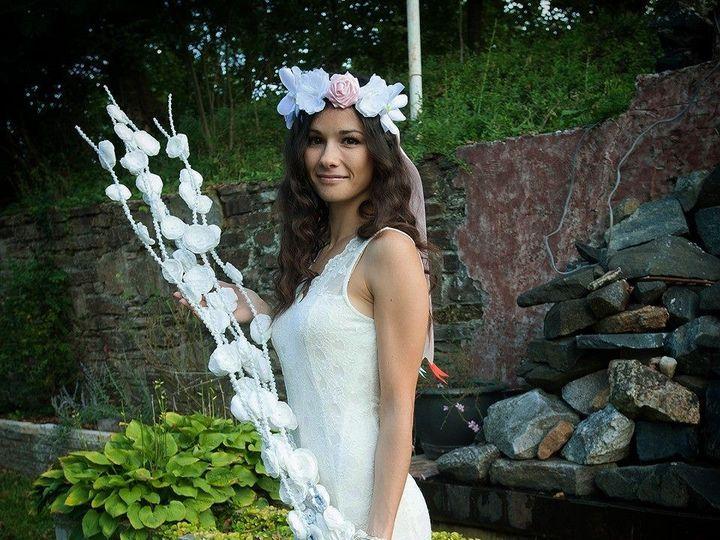 Tmx 1415984029265 Bridal Branch Bouquey Rockville wedding eventproduction