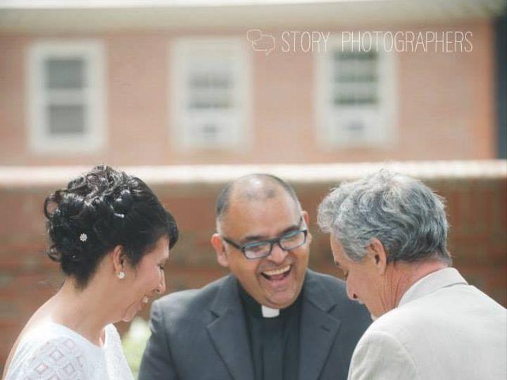 Tmx 1419964438952 Boda Indira2 Pittsboro, NC wedding officiant