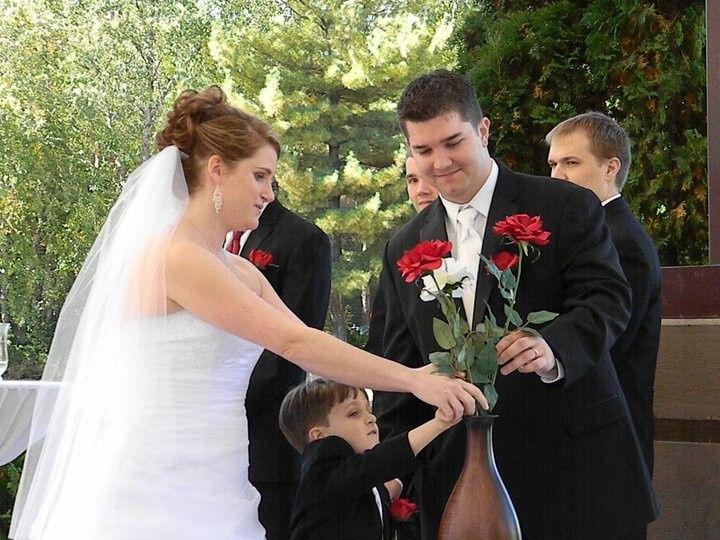 Tmx 1390592778289 2010 10 03 Julieryan Family Gift Of Rose Minneapolis, MN wedding officiant