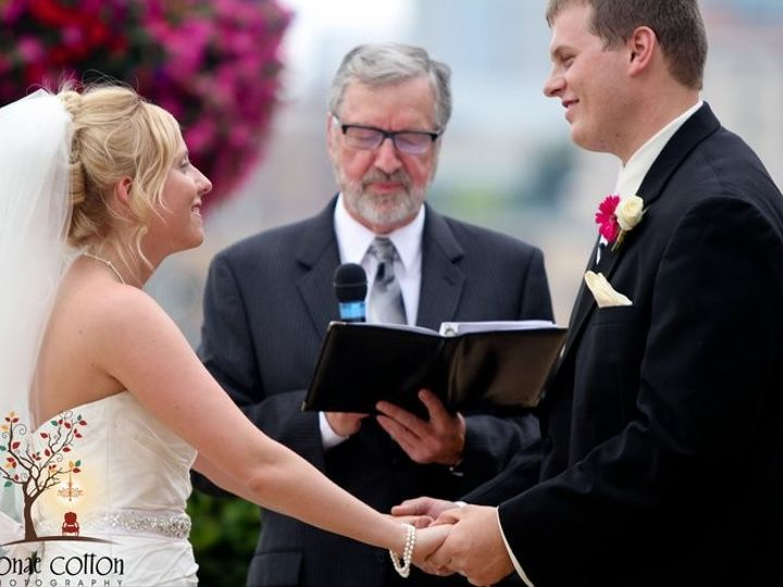 Tmx 1390594448866 Wed Richard 2011 07 09donaecotto Minneapolis, MN wedding officiant
