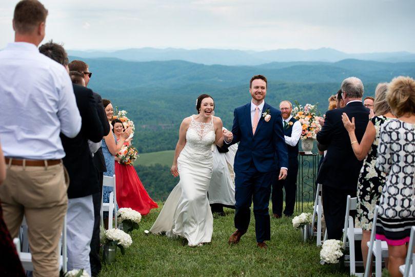 Purlear Wedding