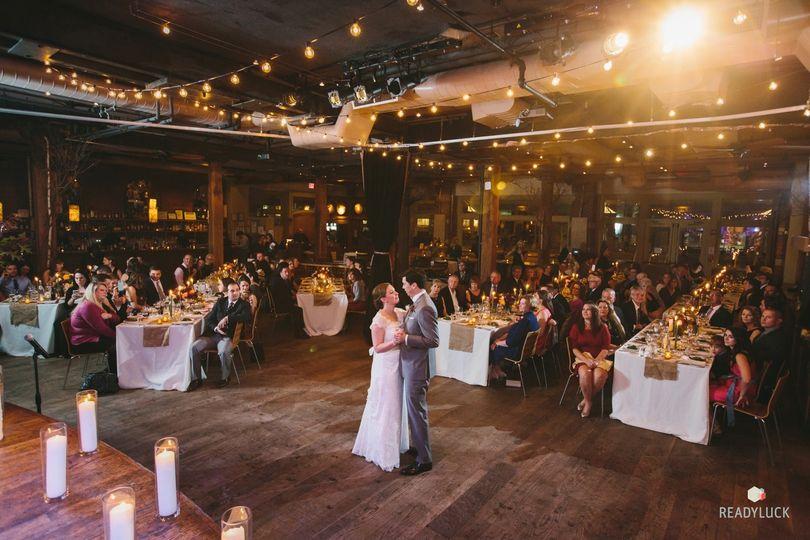 City Winery Venue New York Ny Weddingwire