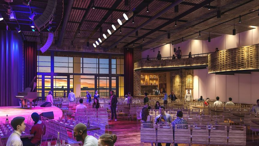 Pier 57: Main Venue