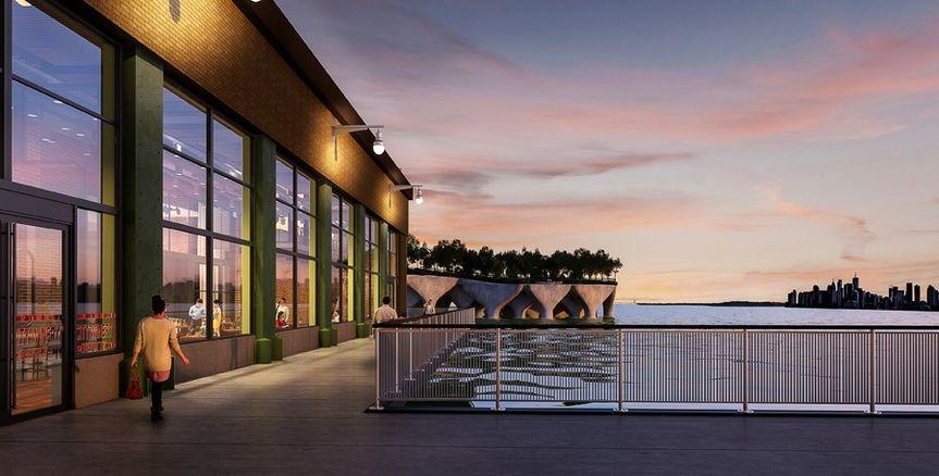 Pier 57: Riverfront