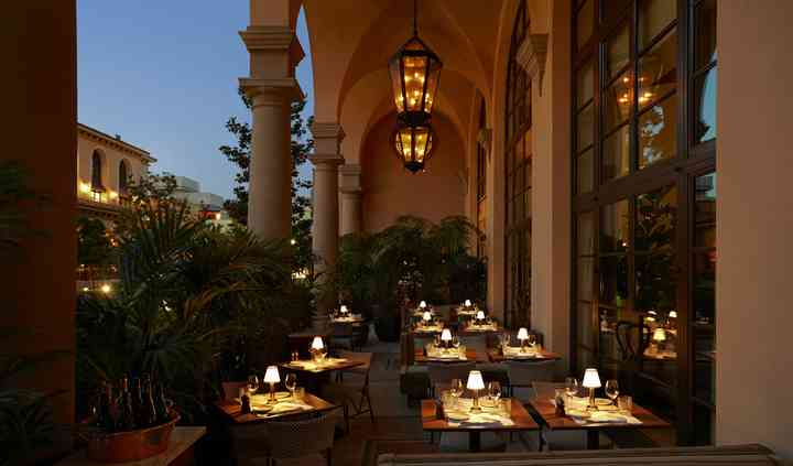 The Restaurant at Montage Beverly Hills