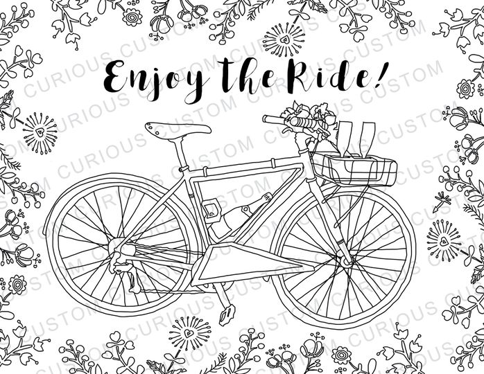 enjoy the ridewater