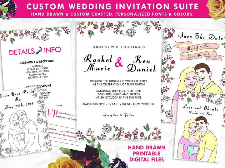 Tmx 1475103203977 Weddinginvitesuoteadforrest Brooklyn wedding favor