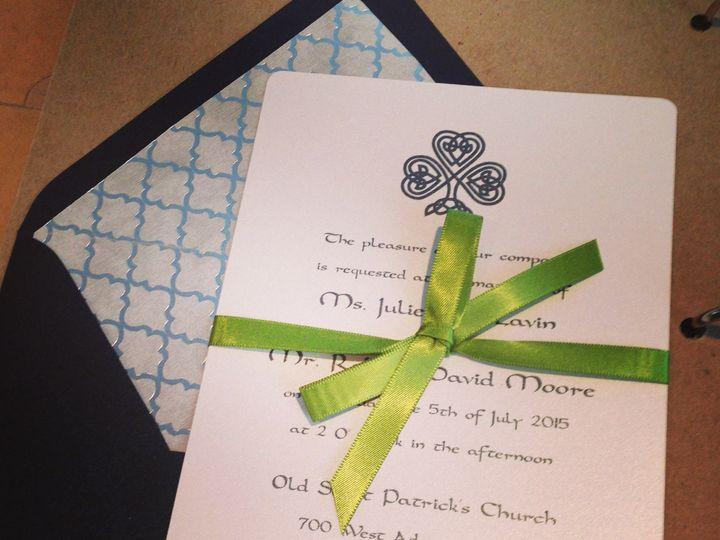Tmx 1414171131804 Image2 Waukesha wedding invitation