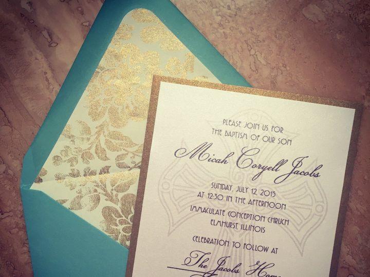 Tmx 1452733642355 Img0233 Waukesha wedding invitation