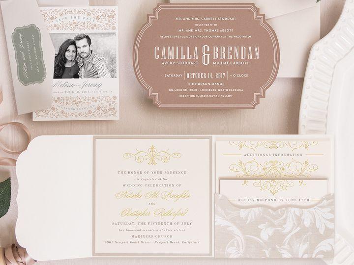 Tmx 1453932099751 Msw2016afacebook Waukesha wedding invitation
