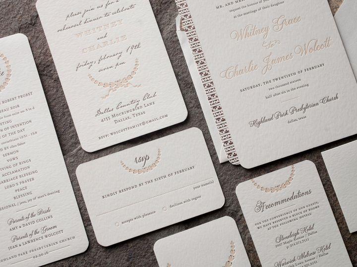 Tmx 1453933738380 Spence10 Waukesha wedding invitation