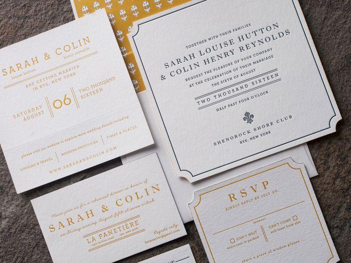 Tmx 1453933803520 Halifax11 Waukesha wedding invitation