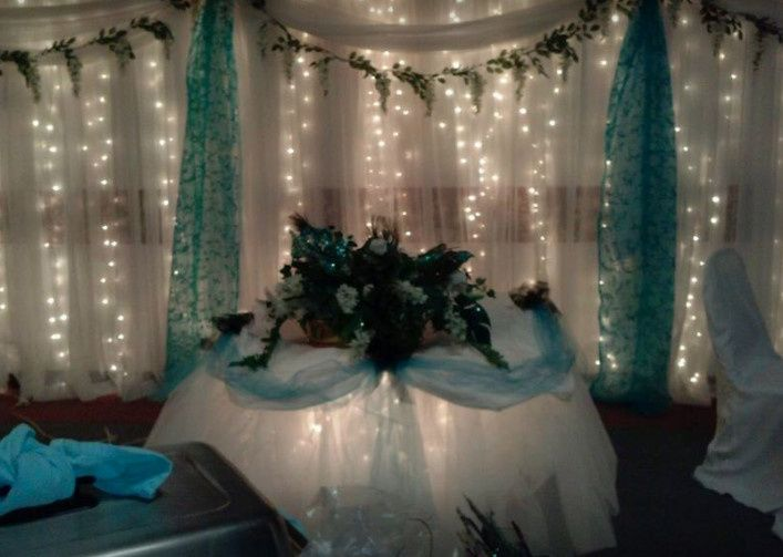 Silvery lighting