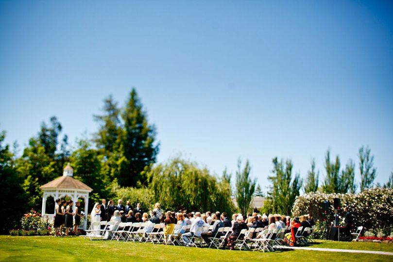 Foxtail Golf Club Venue Rohnert Park Ca Weddingwire
