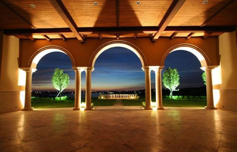 Villa Del Lago Events  space