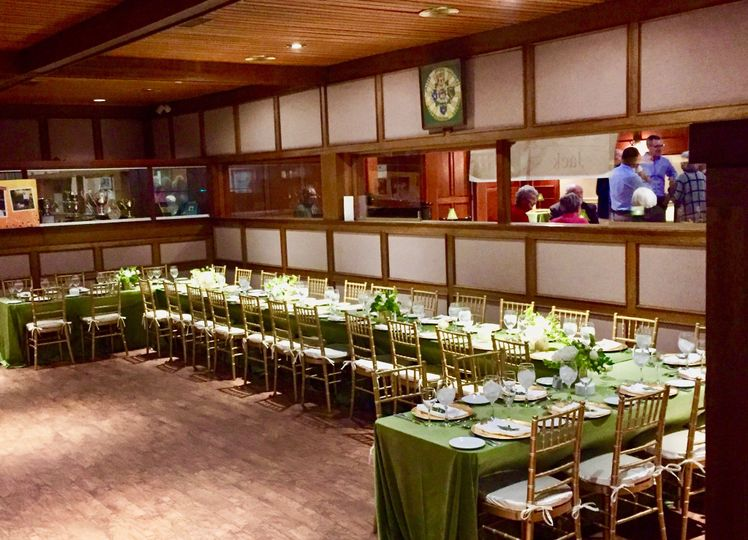 The Emerald Dining Room