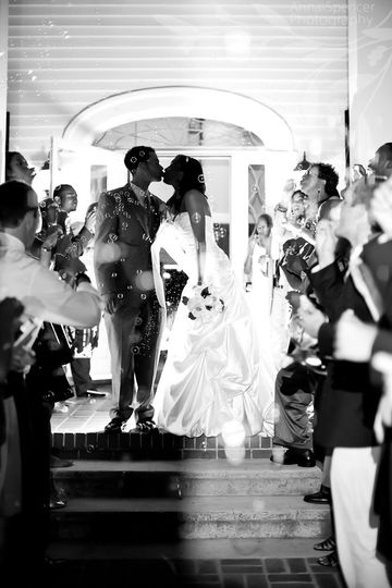 bubble exit at flint hill atlanta wedding venue