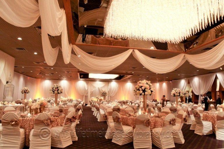 Mirage las vegas wedding reception