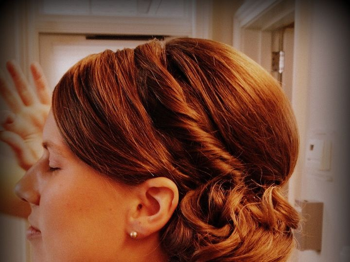 Tmx 1424061309473 Hair5 2 Beaverton, OR wedding beauty