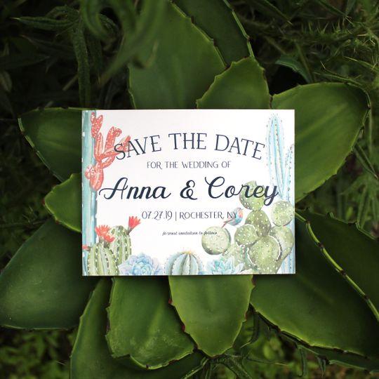 Beautiful invitation
