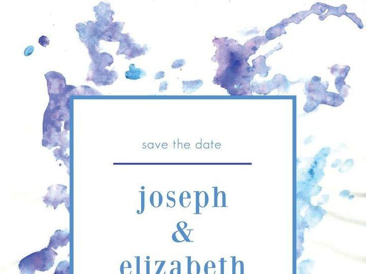 Tmx 1435330199902 233 Rochester, NY wedding invitation