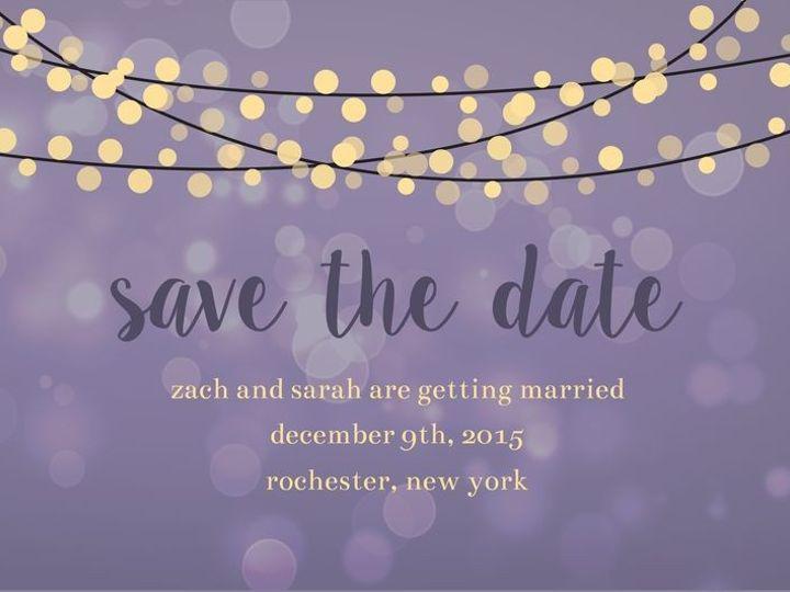 Tmx 1435330213855 240 Fairport, NY wedding invitation