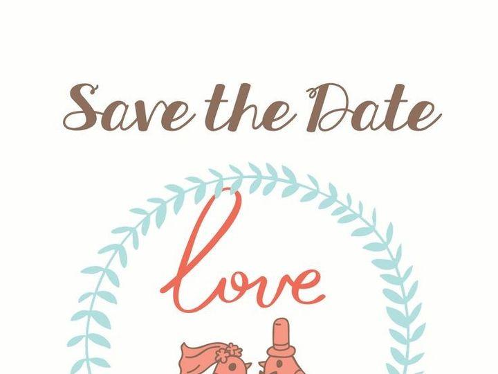 Tmx 1435330269901 346 Rochester, NY wedding invitation