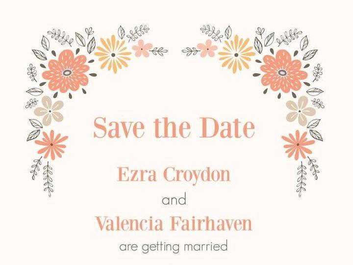 Tmx 1435330323298 407 Fairport, NY wedding invitation