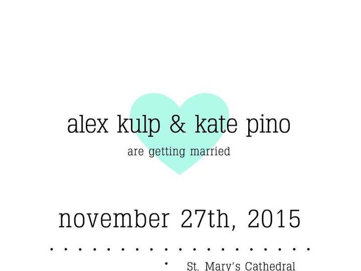 Tmx 1435330343853 423 Fairport, NY wedding invitation