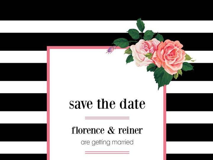 Tmx 1435330362888 430 Rochester, NY wedding invitation