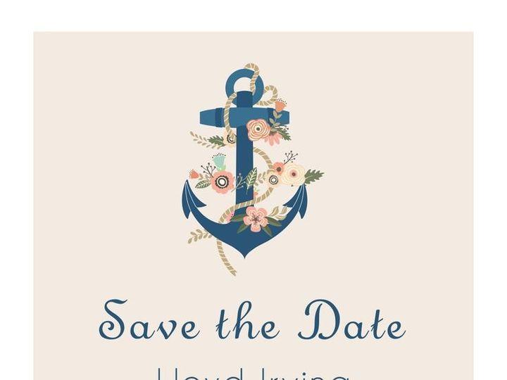 Tmx 1435330389882 456 Fairport, NY wedding invitation
