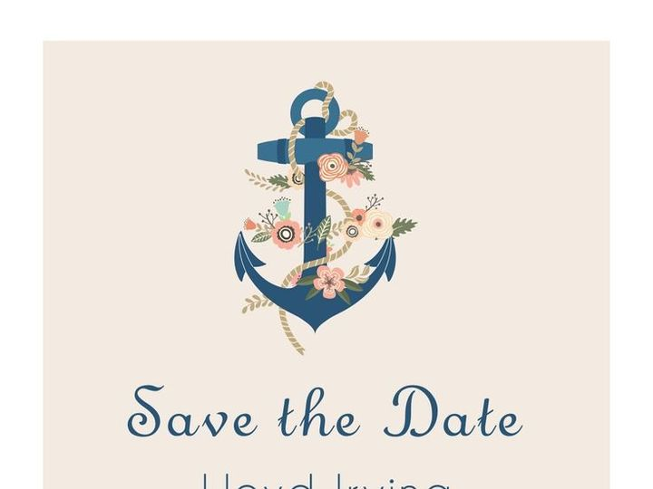 Tmx 1435330389882 456 Rochester, NY wedding invitation