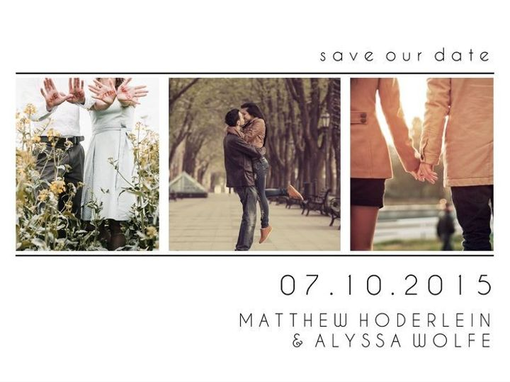 Tmx 1435330402016 483 Rochester, NY wedding invitation