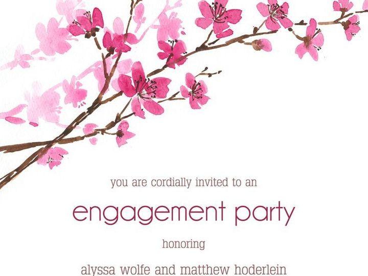 Tmx 1435330895891 395 Rochester, NY wedding invitation