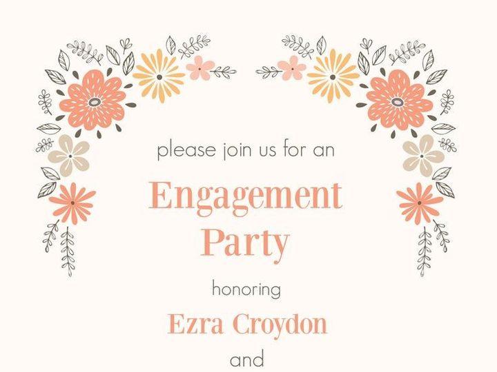 Tmx 1435330908398 406 Rochester, NY wedding invitation