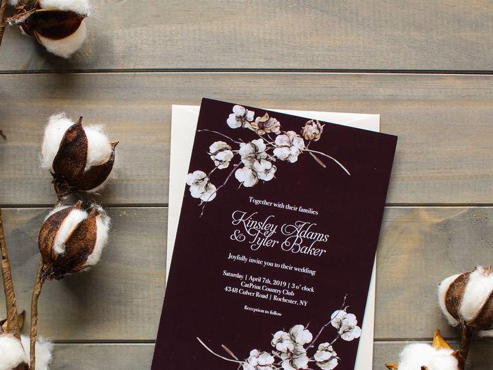 Tmx 1504034941577 Img4529b Fairport, NY wedding invitation