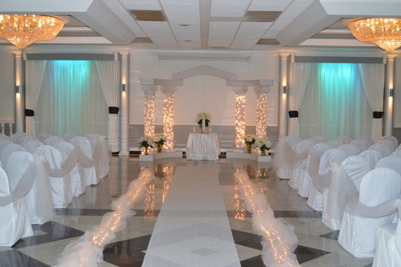 The Crystal Room And Terrace Room Venue Butler Pa